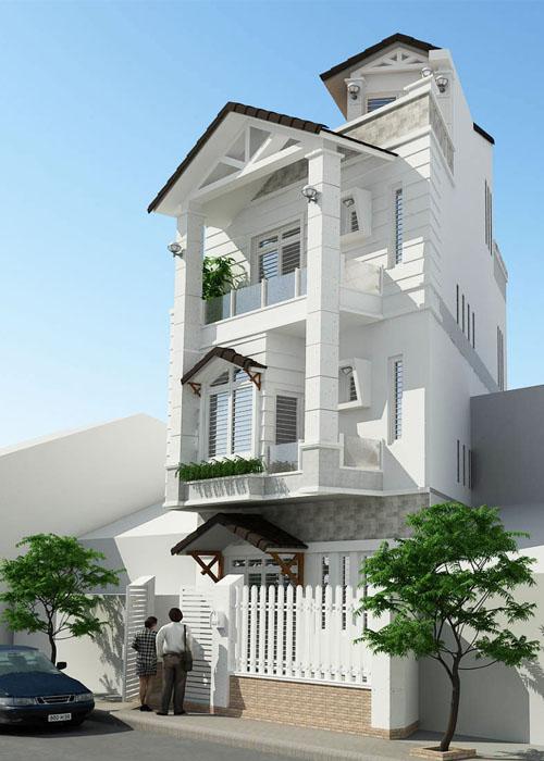 xây nhà trọn gói