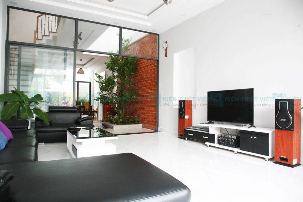 nhà phố 1 trệt 2 lầu diện tích 140 m2