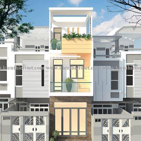 Nhà 2.5 tầng 38 m2