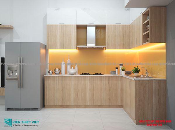 phòng bếp Nhà phố 3 tầng 35 m2 700 triệu