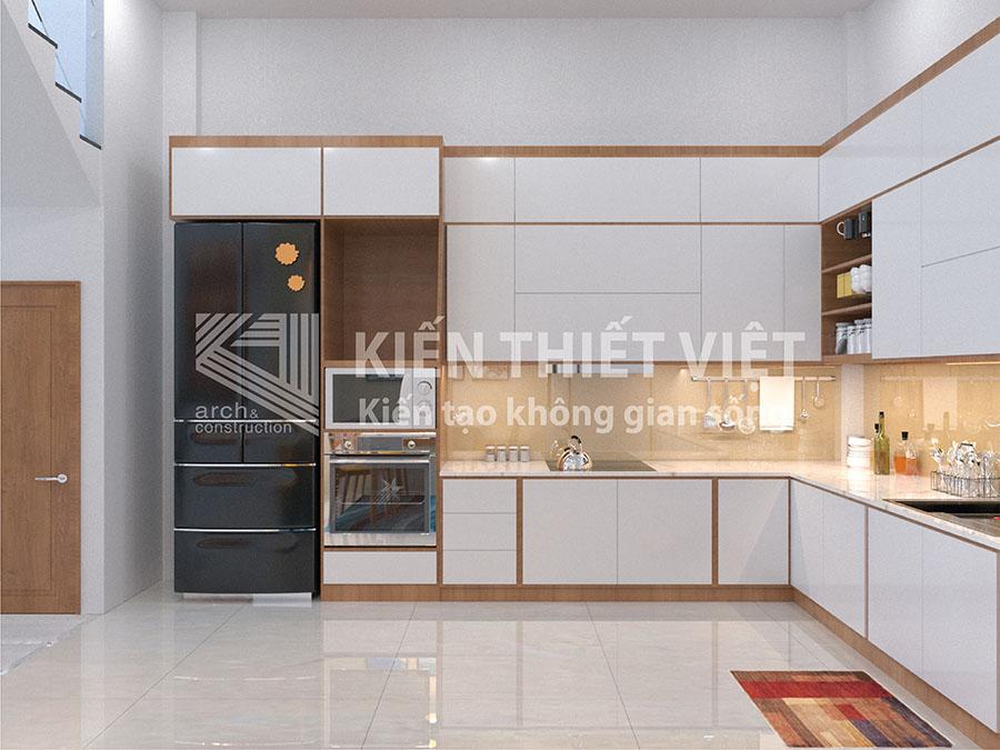 Phối cảnh phòng bếp 2