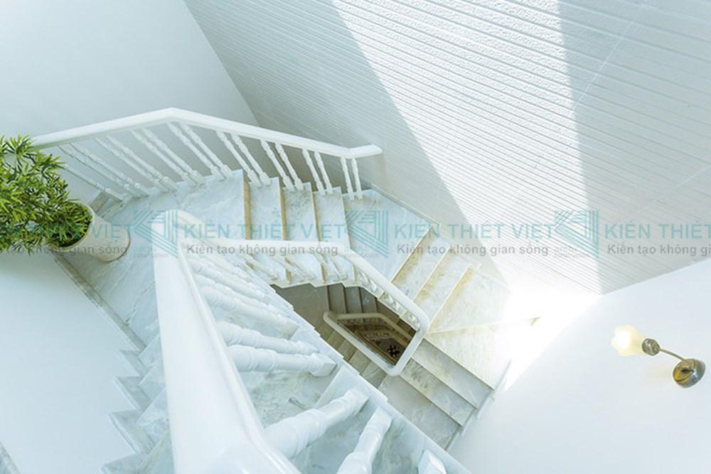 Thiết kế nội thất nhà phố 3 tầng 2