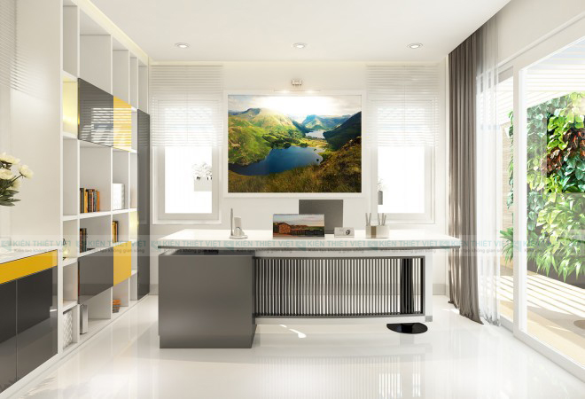 Phòng bếp NHÀ PHỐ 3 TẦNG 140 m2