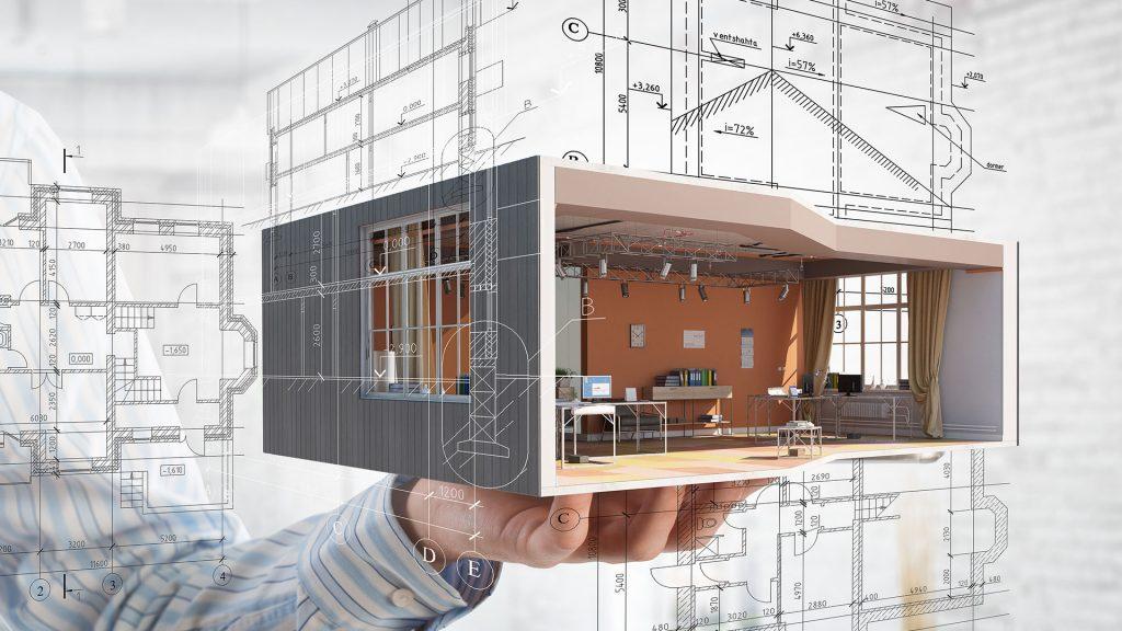 xây nhà 2 tầng 80 m2
