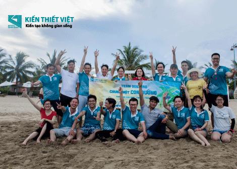 teambuilding công ty Kiến Thiết Việt (1)