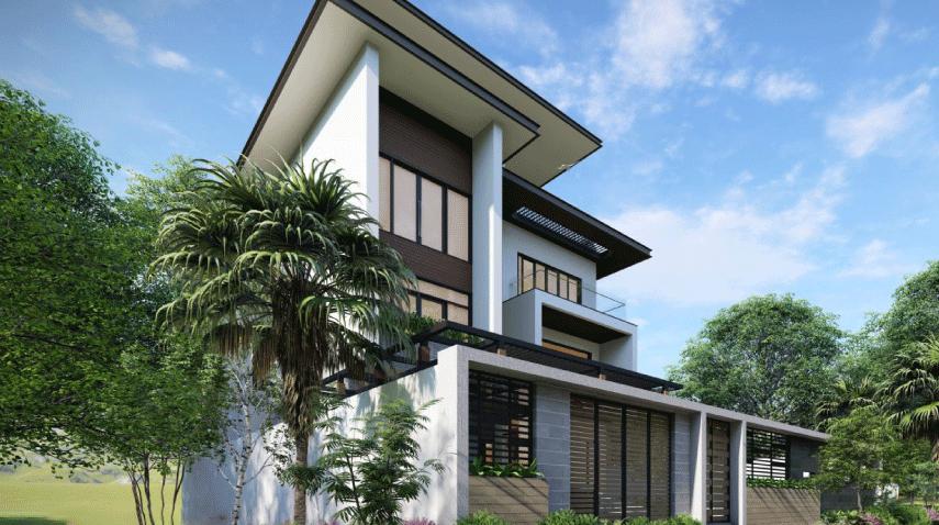 thiết-kế-nhà-phố-kiến-trúc-xanh