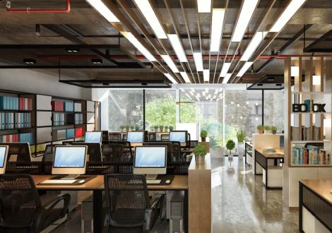 thiết-kế-thi-công-văn-phòng-làm-việc-2