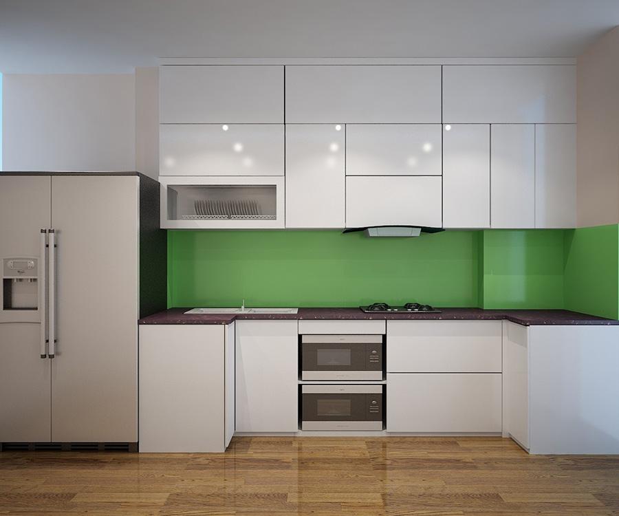 Tủ bếp Picomat 4