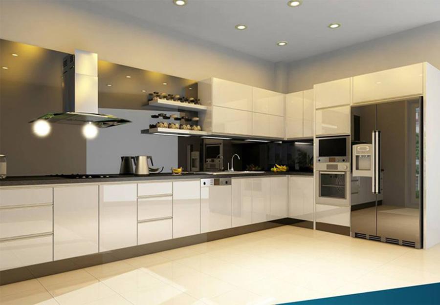 Tủ bếp Picomat 3