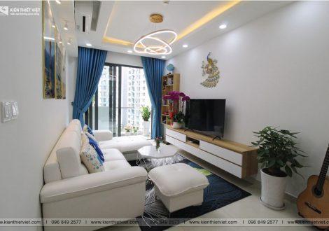 nội thất căn hộ celadon tân phú