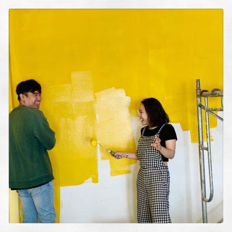 tự sơn tường