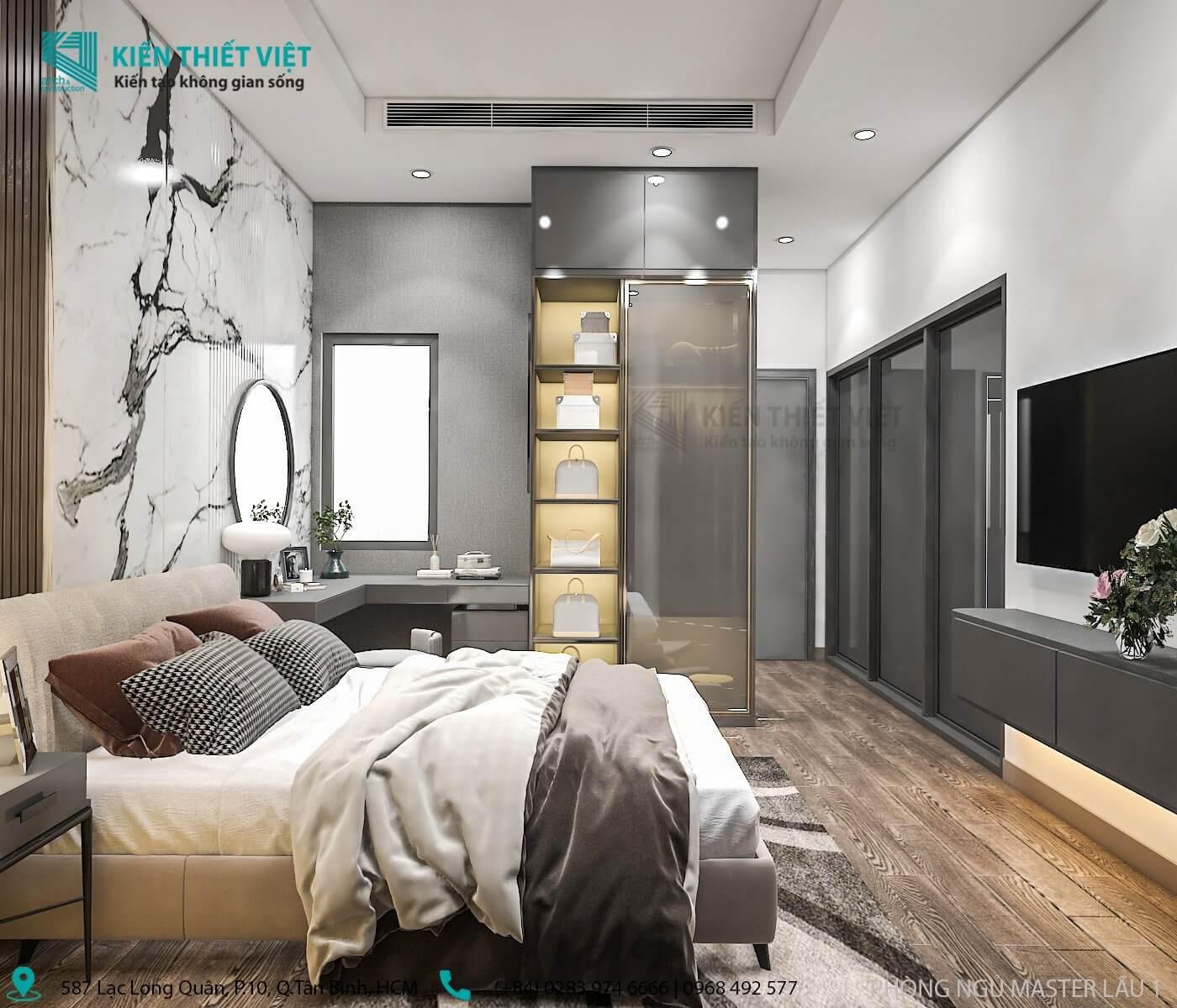 tầng 1 phòng ngủ master (1)