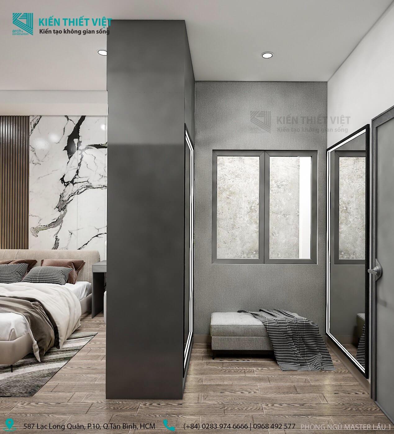 tầng 1 phòng ngủ master (2)