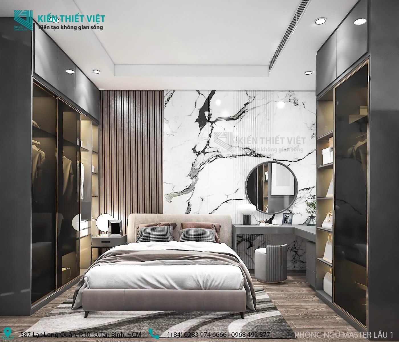 tầng 1 phòng ngủ master (3)