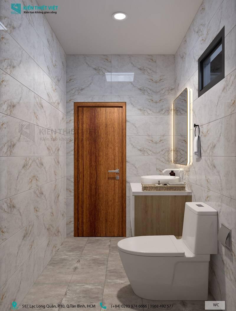 nhà vệ sinh nhà anh quang