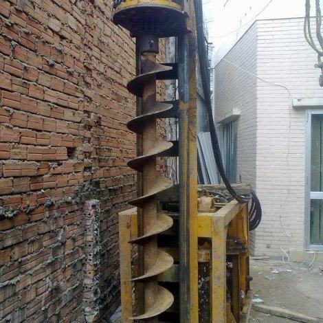 phương pháp ép cọc neo bê tông