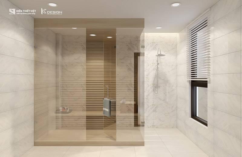 thiết kế nhà vệ sinh 3 nhà chị hiền củ chi