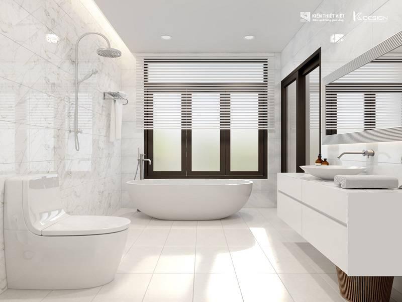 thiết kế nhà vệ sinh 1 nhà chị hiền củ chi