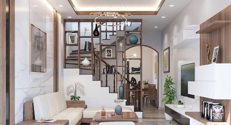 Cầu thang ngang