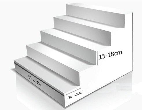 quy chuẩn kích thước cầu thang